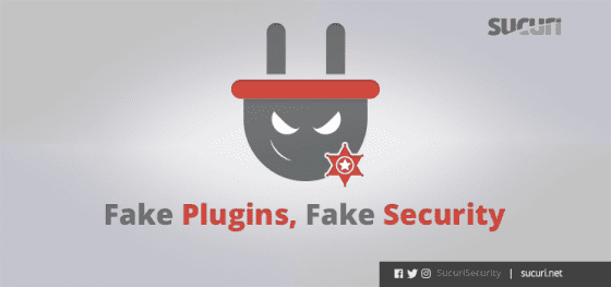 Fake Plugins, Fake Security