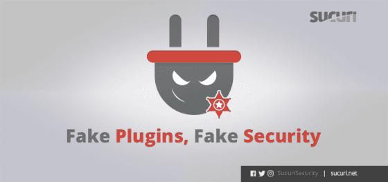 Fake Plugins, Fake Security