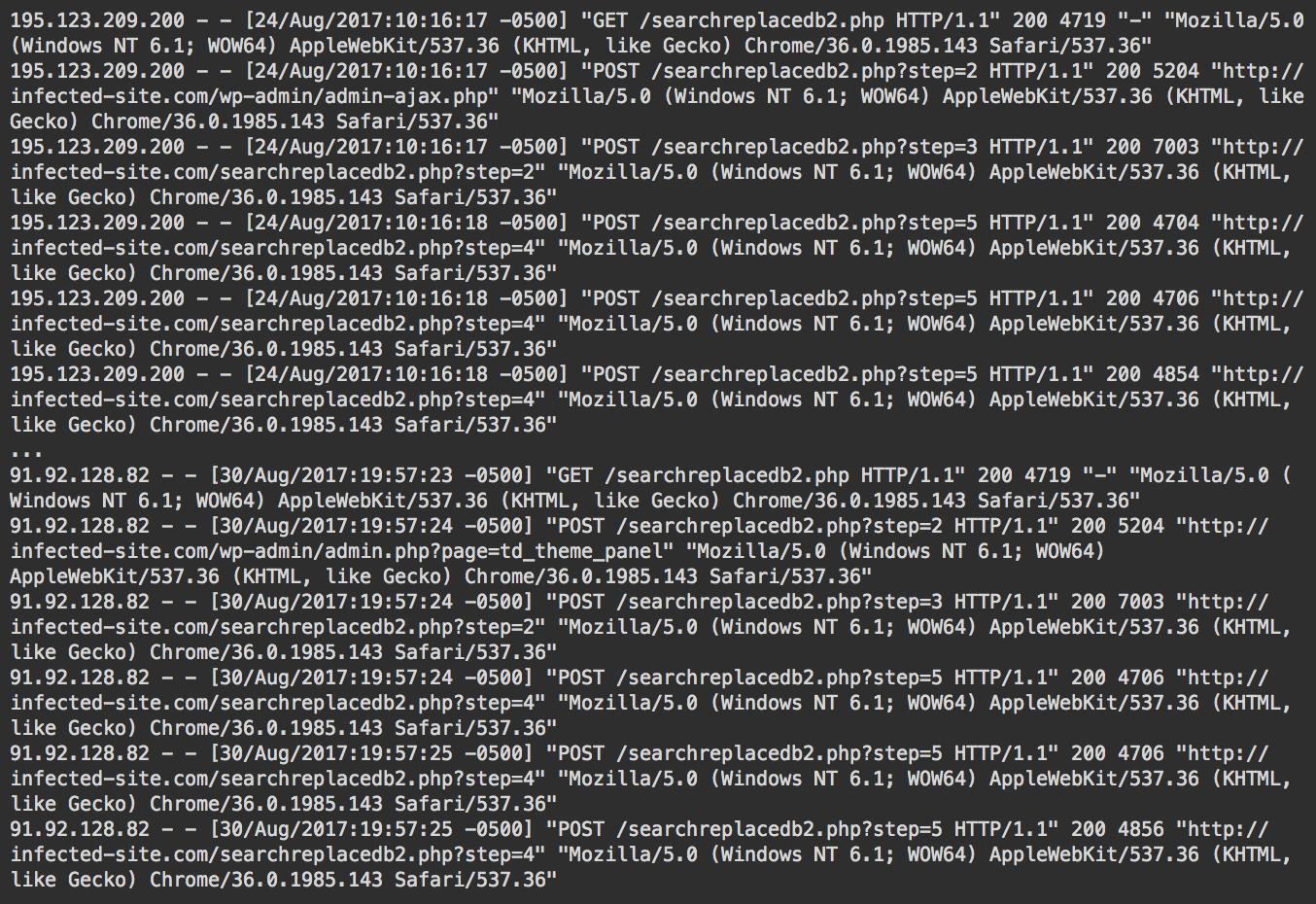 Db scripts setup php - CARSPART