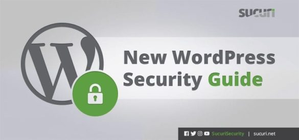 New WordPress Security Guide
