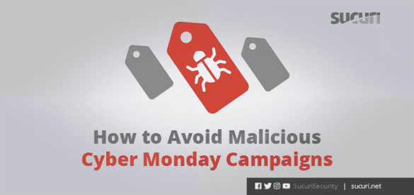How to Avoid Malicious Cyber Monday Campaigns