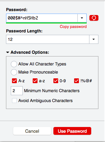How to Create Secure Passwords For Your Website