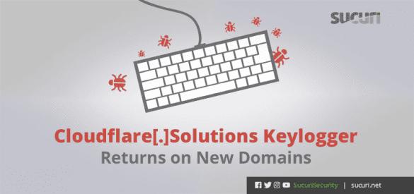 keylogger returns on new domains