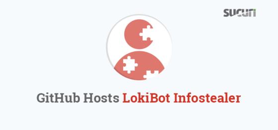 GitHub Hosts Lokibot Infostealer