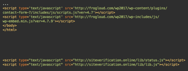 siteverification.online scripts