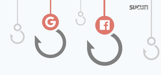 Google and Facebook Used in Phishing Campaigns