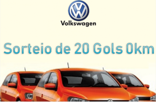 20 Free Golf Volkswagon Scam