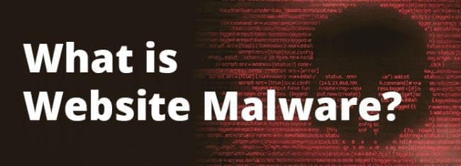 What is Website Malware?