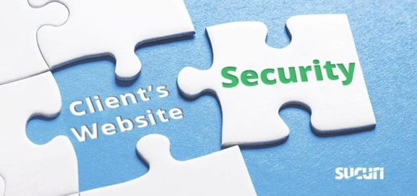 Add Security to your Website