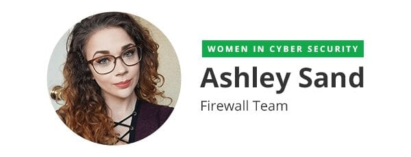Ashley Sand (Technical Support Team)