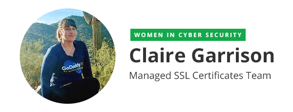 Claire Garrison (Managed SSL Certificates Team)