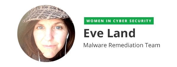 Eve Land (Malware Remediation Team)