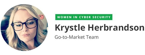 Krystle Herbrandson (Go-to-Market Team)