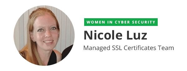 Nicole Luz (Managed SSL Certificates Team)