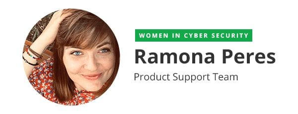 Ramona Peres (Product Support Team)