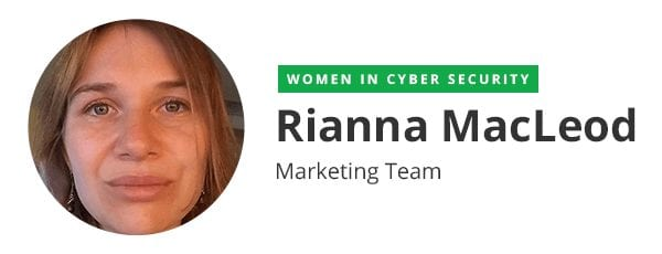Rianna MacLeod (Marketing Team)
