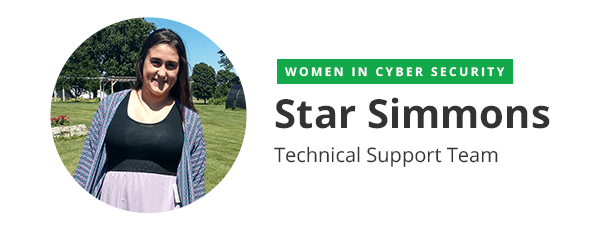 Star Simmons (Technical Support Team)