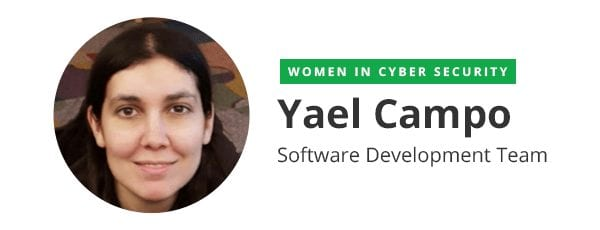 Yael Campo (Software Deevelopment Team)