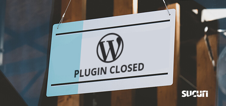 Attacks on Closed WordPress Plugins