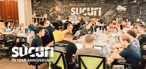 Sucuri's 10th Anniversary