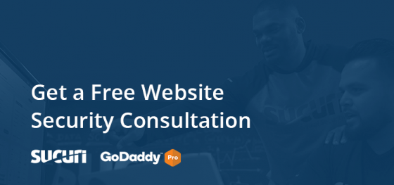 Free Website Security Consultation for GoDaddy Pros