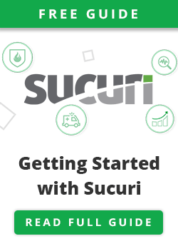 Getting Started with Sucuri Guide