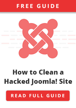 Joomla Security Guide
