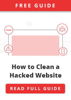 How to Clean a Hacked Website Guide