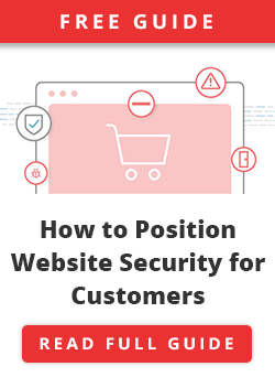 Website Security for your Customers