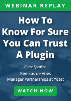 How to know you can trust a plugin