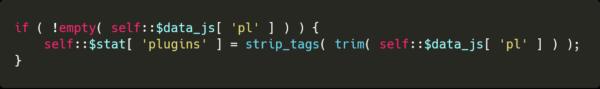strip_tags