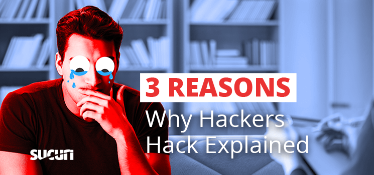 Why Do Hackers Hack? - 3 Reasons Explained
