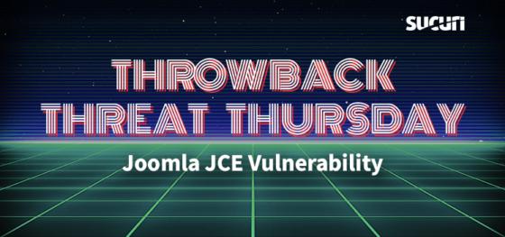 JCE Vulnerability
