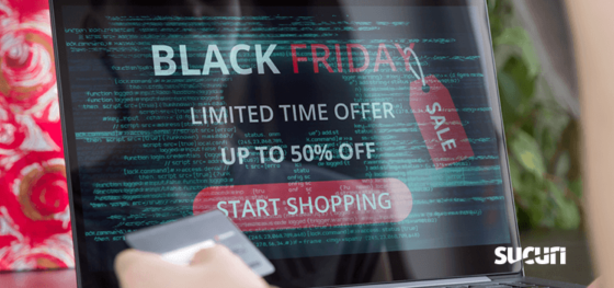 Black Friday/Cyber Monday Ecommerce Security Threats