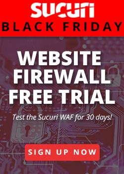 Black Friday Free Trial