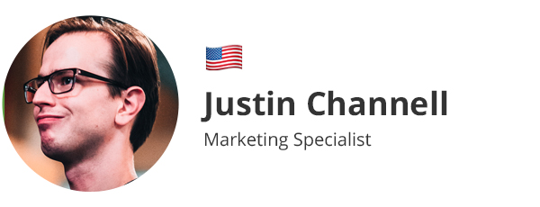 Justin Channell - Marketing Specialist
