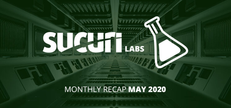 Labs Notes Monthly Recap – May/2020