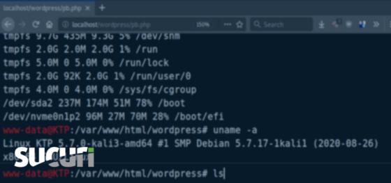 phpbash – A Terminal Emulator Web Shell