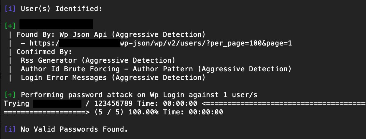 WP Json API