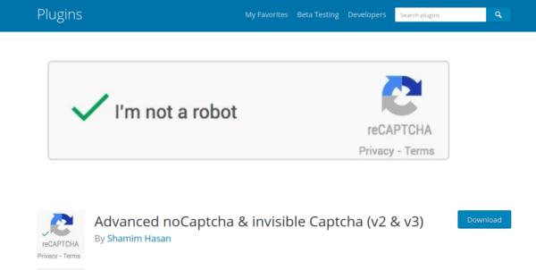 Advanced Nocaptcha Recaptcha